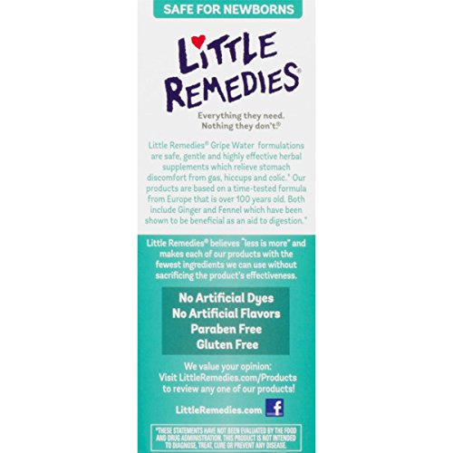 Little Remedies Day & Night Gripe Water Value Pack | Herbal Supplement | 2 Bottles | Gently Relieves Stomach Discomfort from Gas, Colic, and Hiccups | Safe for Newborns by Little Remedies (Image #4)