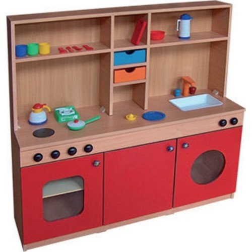 Serra Baby Wooden Indoor Kitchen Bj-J354 by Serra Baby