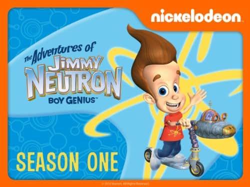 The Adventures of Jimmy Neutron: Boy Genius Season 1