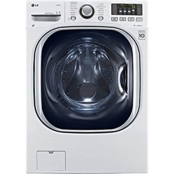 Amazoncom LG WM3997HWA Ventless 43 Cu Ft Capacity Steam