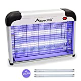 Aspectek 20W Electronic Bug Insect Killer, Mosquito Control Zapper for Indoor Residential and Commercial Use