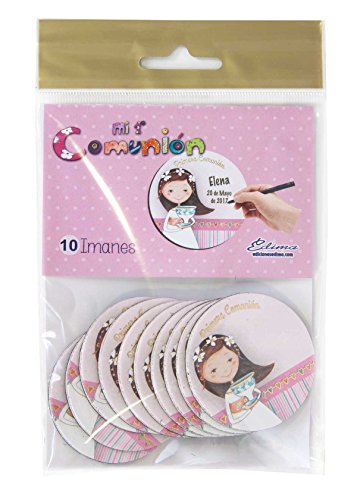 - Edima - DIY First Communion Refrigerator Magnets (Spanish Language) (435722-B)