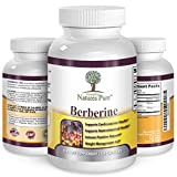 Cheap Premium Berberine HCl 500mg – 120 capsules – cardiovascular gastrointestinal immune weight loss support- Chromium Cinnamon