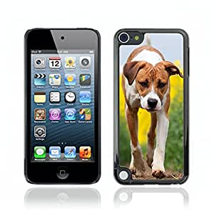 Super Stellar Slim PC Hard Case Cover Skin Armor Shell Protection // V0000899 Dog Puppy Pattern // Apple Ipod Touch 5 5G 5th