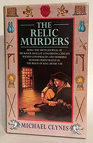 book cover of The Relic Murders