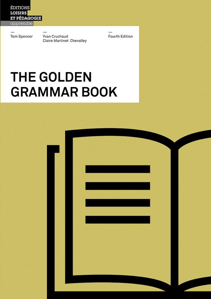 Golden Grammar Book Fourth Édition - Cefr Compatible