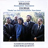 Brahms: Piano Quintet in F minor, Op. 34 / Dvorak: Piano Quintet in A major - Andante movement, Op. 81