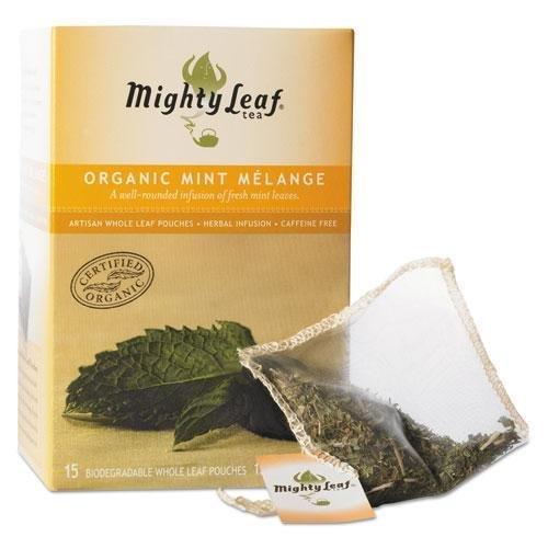 TEA,ORG MINT MELANGE (Tea Leaf Mighty Mint)