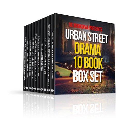 Urban Street Drama Boxed Set {10 Book Boxed Set} (Urban Street Series)
