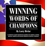 Words of Champions, Larry Bielat, 1878863010