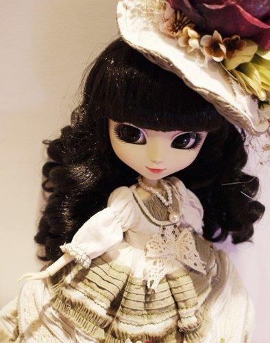 Pullip ファナティカ2012ヌード+jojiko アイボリーヴィンテージロリータドレスの商品画像