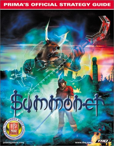 Summoner: Prima's Official Strategy Guide pdf epub