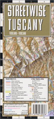 Streetwise Tuscany ebook