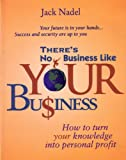 There's No Business Like Your Business, Jack Nadel, 0595146201