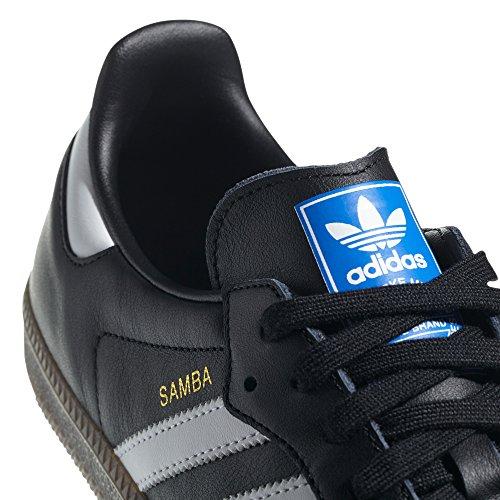 Sport Weiß für Schwarz White Core Black Männer adidas OG und Turnschuhe Tennis Samba Sneaker WAwWgZq8