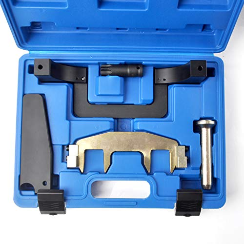 WINTOOLS Compatible for Camshaft Alignment Timing Chain Fixture Tool for Mercedes Benz M271 C230 271 ()