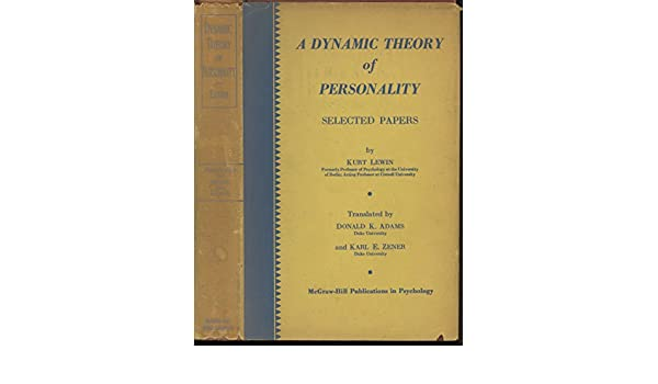 dynamic theory of personality