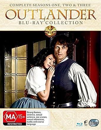 Amazon com: Outlander Season 1, 2 & 3 Blu-ray   16 Discs: Caitriona