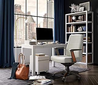 La-Z-Boy Emerson Office Chair, White (B07X5RJHVW) | Amazon price tracker / tracking, Amazon price history charts, Amazon price watches, Amazon price drop alerts