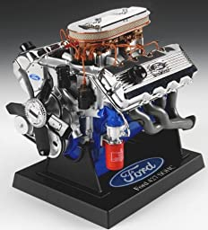 Liberty Classics Ford 427 SOHC Engine Replica, 1/6th Scale Die Cast
