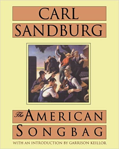 Book The American Songbag (Harvest Books)