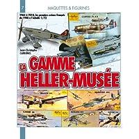 Maquette et figurines : la gamme Heller Musée