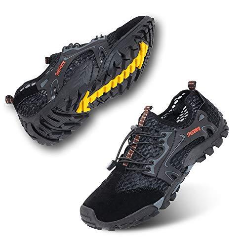 Hitmars Blotevoetenschoenen heren sport sneldrogende trailschoenen dames ademend unisex teenschoenen strandschoenen…