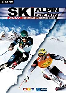 Ski Alpin Racing 2007 (DVD-ROM)