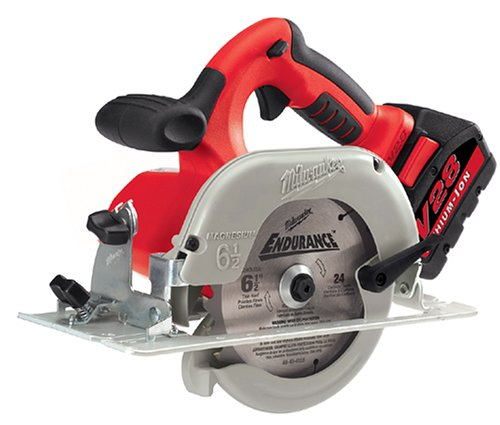 Milwaukee 0730-22 V28 Lithium Ion 6-1 2-Inch Cordless Circular Saw