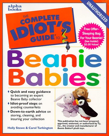 (The Complete Idiot's Guide to Beanie Babies)