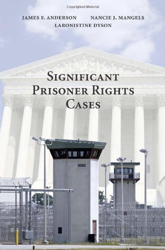 Significant Prisoner Rights Cases
