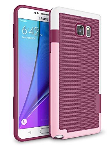 Slim Shockproof Case for Samsung Galaxy Note 5 N920 (White) - 4