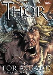 Thor: For Asgard (Thor (Marvel Hardcover))