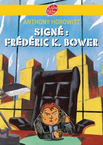 Signe Frederik K Bower Policier French Edition Kindle