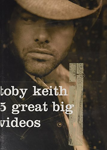 Toby Keith - 5 Great Big Videos [DVD]