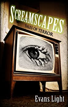 Screamscapes Tales Terror Evans Light ebook product image