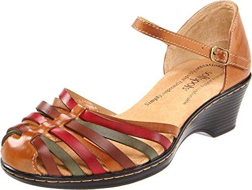 Softspots Women's Tatianna Sandals,Multicoloured,11 W