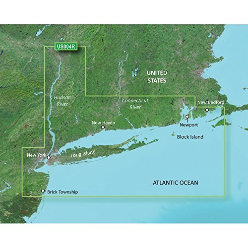 Garmin g2 Vsn HD SD VUS004R New York