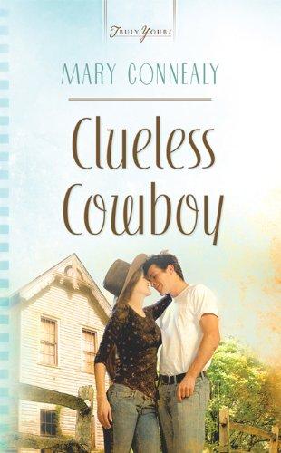 book cover of Clueless Cowboy