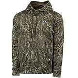 Mossy Oak Men's Camo Performance Fleece Hoodie Pullover in Multiple Patterns