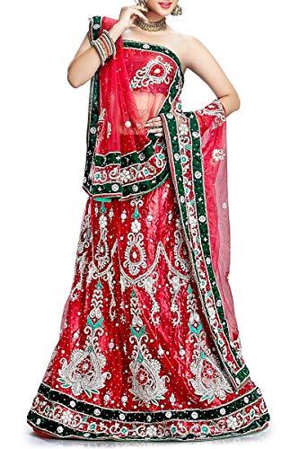 Wear Designer Lehenga Wedding Ethnic Indian Exclusive BqwtO5xn8