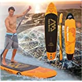 AQUA MARINA 11 feet FUSION inflatable sup board stand up paddle board inflatable surfboard, size 330 75 15 cm