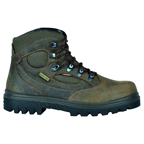 de Taille Cofra Wr S3 Paire San sécurité de Cristobal Chaussures Marron Hro SRC 39 aqqSU0RWr