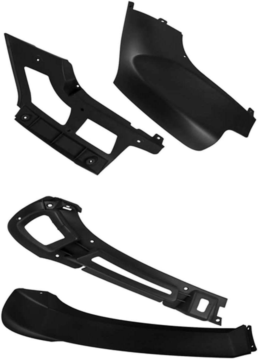 Front & Rear Bumper Lip Spoiler Body Kit 13 Pcs for 2007-2010 BMW ...