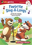 Baby Genius: Favorite Sing-A-Longs [+CD] Image