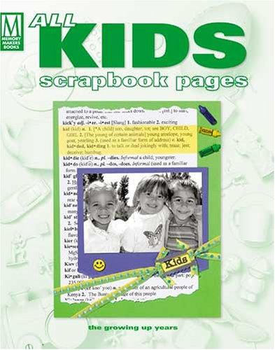 All Kids Scrapbook