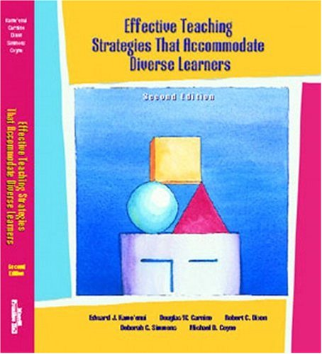 Effective Teaching Strategies That Accommodate Diverse Learners (2nd Edition)