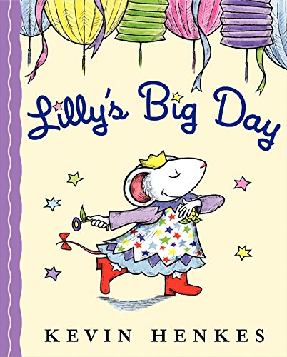 Lilly's Big Day -