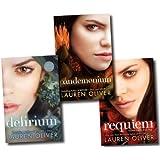 Delirium Trilogy Collection Lauren Oliver 3 Books Set (Delirium, Pandemonium, Requiem)