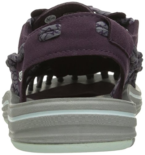 Women's and Walking KEEN Shoes Plum Uneek Trekking Low Shark 5RIxwxTqP